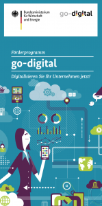 Flyer go-digital BMWi